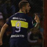 La ilusión de Boca tiene un respaldo fundamental: Darío Benedetto, el hombre de los goles
