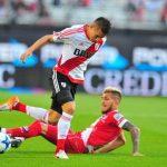NO pudo llegar a la cima del torneo:   River empató con Argentinos Juniors
