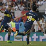 Superliga –  Superclásico: Boca venció a River  y se consolida en la punta.