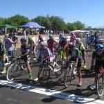 Ciclismo infanto juvenil: Campeones Nacionales Luciana Toranzo – Sofía Cejas – Enzo Mizzi
