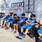 """Básquet: Destacada actuación de los chicos de """"La Juve"""" en Colonia Dora"""