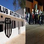 El Club Atlético Talleres celebro 49 Años de vida Institucional