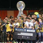 Rosario Central : campeón de la Copa Argentina