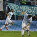 Atlético Tucumán goleó a River en Copa Superliga