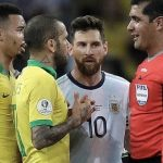Polémico partido: Argentina perdió con Brasil y quedó afuera de la Copa América
