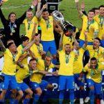 Brasil  campeón de la Copa América 2019