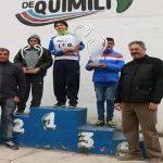 Ciclismo se corrió el 12°  GP Aniversario ciudad de Quimili