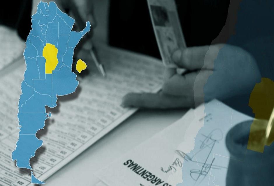 Elecciones 2019: así quedó el mapa electoral tras las PASO