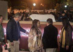 Quedo inaugurado el Monumento a la Biblia en Quimili